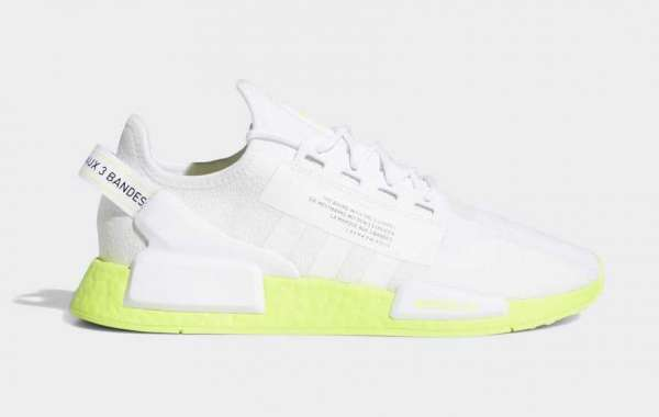 adidas NMD R1 V2 Bright Volt is Available Now