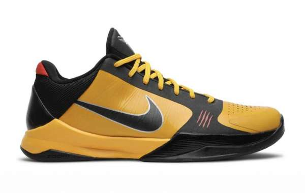 Nike Kobe 5 Protro Bruce Lee to Release Summer 2020