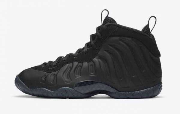 Nike Air Foamposite One Anthracite to Release next Month