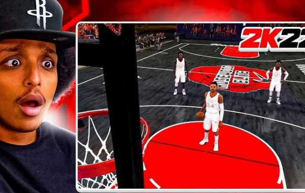 Cover athlete leaked in NBA 2K22