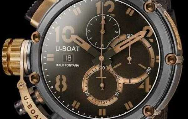 U Boat Watch Review CHIMERA 46 SIDEVIEW 8013 Replica u boat watches for sale