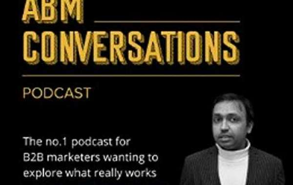 The ABM Conversations Podcast - for B2B marketing professionals